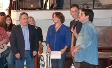 """La Muestra de Arte """"Tango en Agosto"""", de Sebastián Franco, permanecerá abierta al público hasta el domingo 31"""