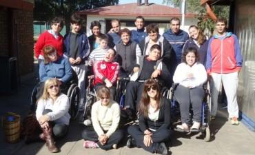 Inclusión social y deportes: El Municipio realiza actividades recreativas con Jóvenes con Capacidades Especiales