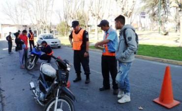Operativos de Tránsito: El Municipio continúa desarrollando nuevos controles documentales y vehiculares