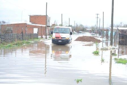 Texto del Decreto de Emergencia Meteorológica, Sanitaria y Ambiental en el ámbito del Partido de Campana
