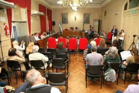 El Ejecutivo Municipal volvió a vetar proyectos  presentados por Concejales de la oposición.