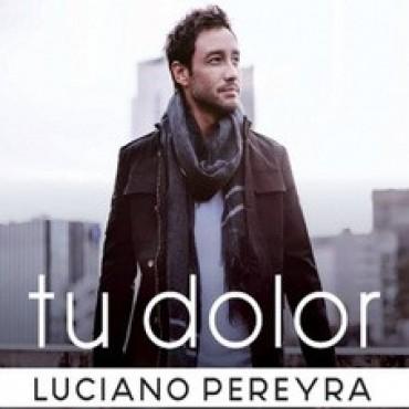 Hoy se presenta el nuevo disco de Luciano Pereyra