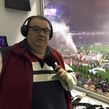 RADIO CITY CAMPANA FM 91.7 Mhz  TRANSMITIÒ LA FINAL DE LA COPA LIBERTADORES