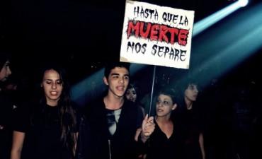 """El Gabinete Joven realizó una representación sobre """"Violencia de Género"""""""