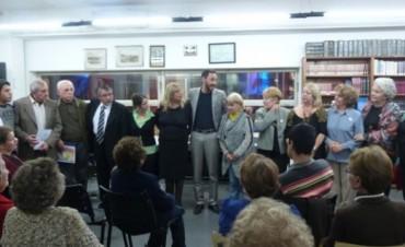 Escritores Campanenses fueron reconocidos por su aporte a la Literatura local