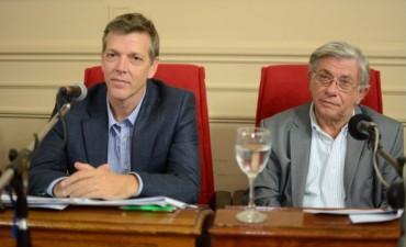 Axel Cantlon propuso otorgar subsidio a damnificados por la inundación