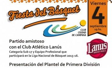 La Primera División del Club Ciudad de Campana debutará como visitante frente a Villa San Carlos.