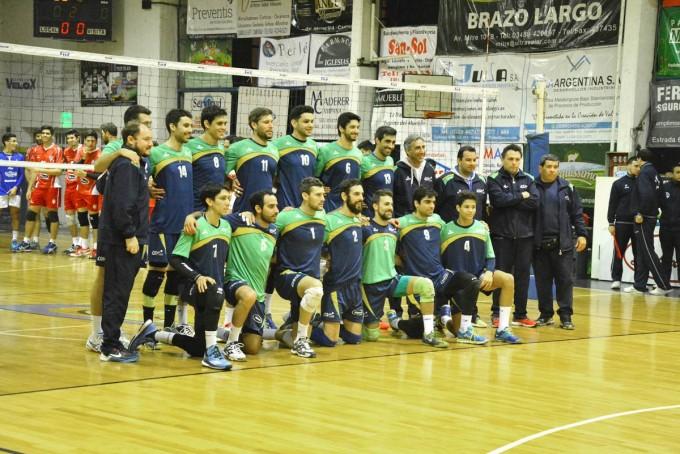 CIUDAD DE CAMPANA ganò el segundo juego por 3 a 0 y define en Campana frente a Ciudad de Bs As