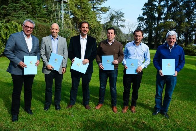 Intendentes de distintos partidos lanzan el consorcio Región Norte 2