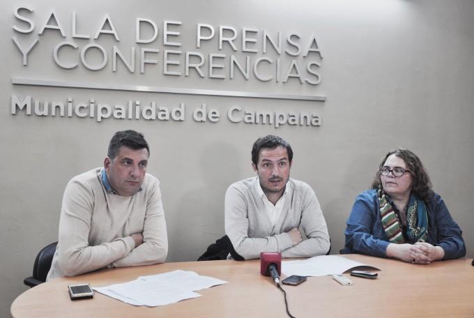 """El programa """"El Estado en tu barrio"""" llega a Campana"""