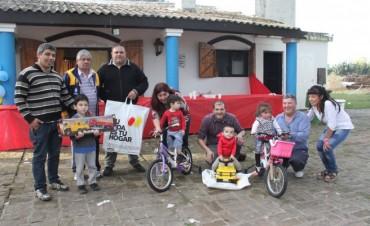 La Familia Municipal Festejó el Día del Niño.