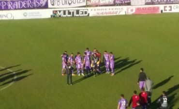Villa Dálmine le ganó a Juventud Unida de Gualeguaychu 5 a 0