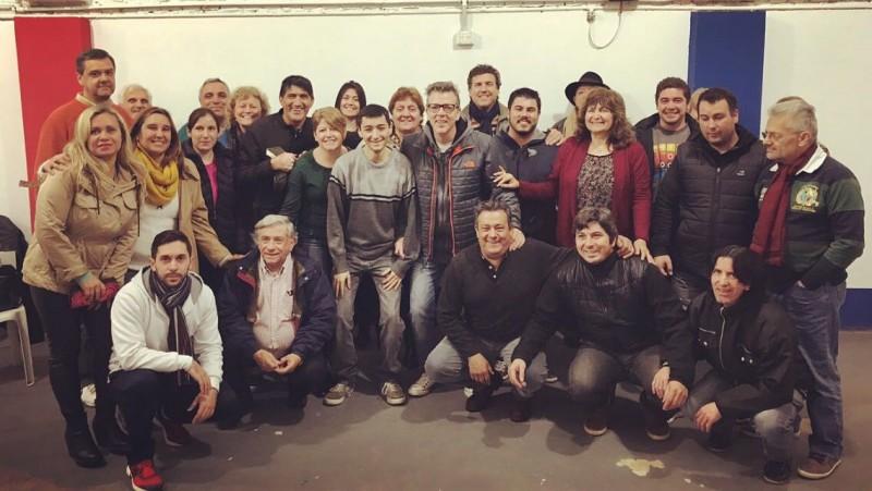 AXEL CANTLON: SOMOS LA OPCIÓN PARA QUE CAMPANA VUELVA A SER GOBERNADA POR GENTE DE CAMPANA