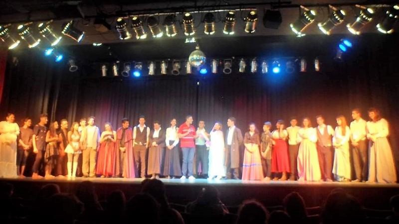 El musical Drácula, el amor nunca muere regresa este domingo al Pedro Barbero