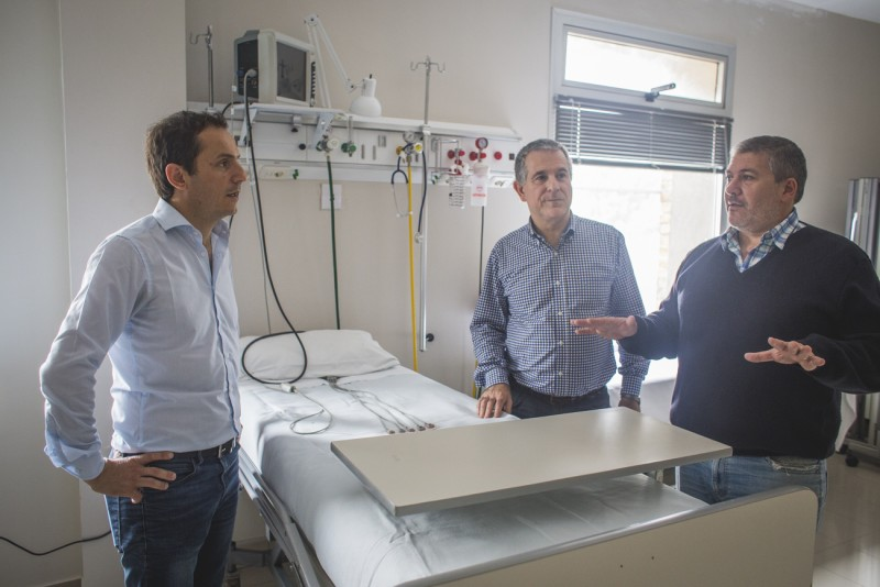 El Hospital Municipal incorpora guardia de neurocirugía las 24 horas