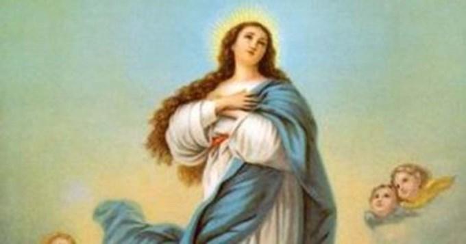 La Iglesia recuerda la Asunción de la Virgen María