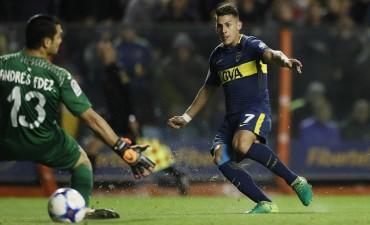 Boca Juniors derrotó a Villareal 1 a 0