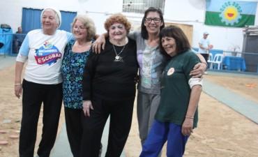 Juegos Bonaerenses: adultos mayores compitieron en Escobar