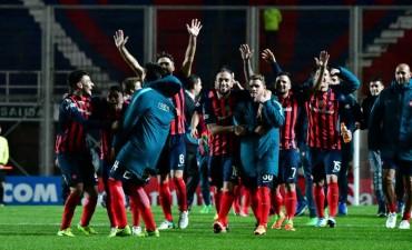San Lorenzo de Almagro venció a Emelec por penales 5 a 4