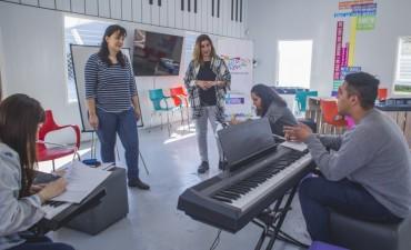 Con récord de inscriptos, comenzaron las clases en la Escuela Municipal de Música