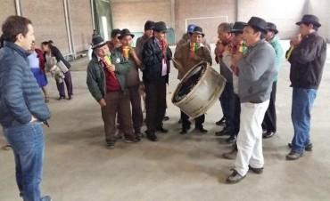 El Intendente acompañó la celebración del Día de la Independencia de Bolivia