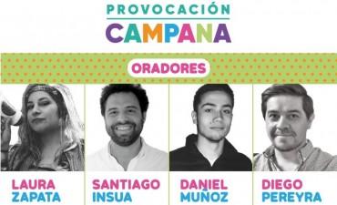 "Campana Joven impulsa otra novedosa jornada: ""Provocación Campana"""