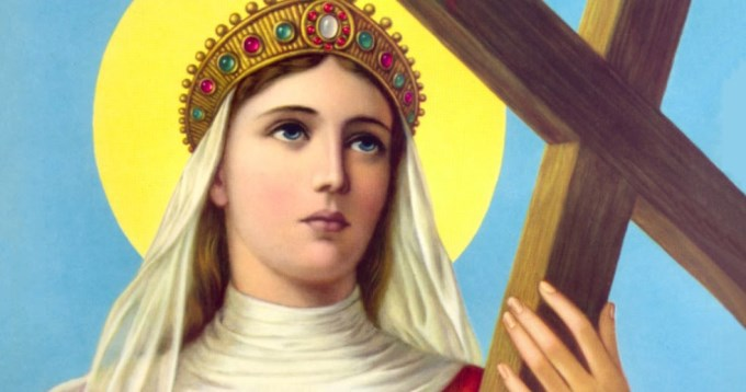 La iglesia recuerda hoy a Santa Elena