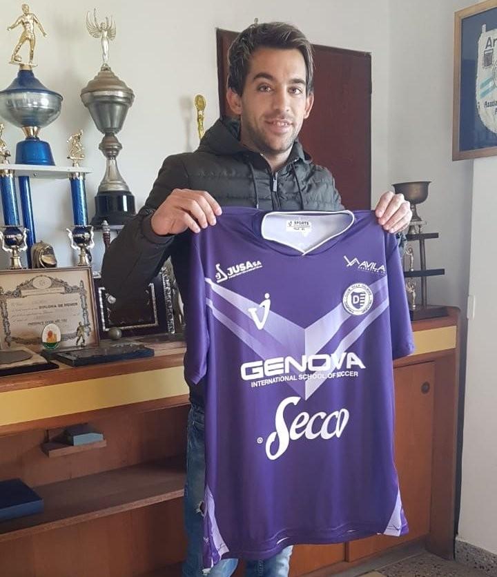Se sigue armando el plantel de Villa Dàlmine para el Nacional 2018/19