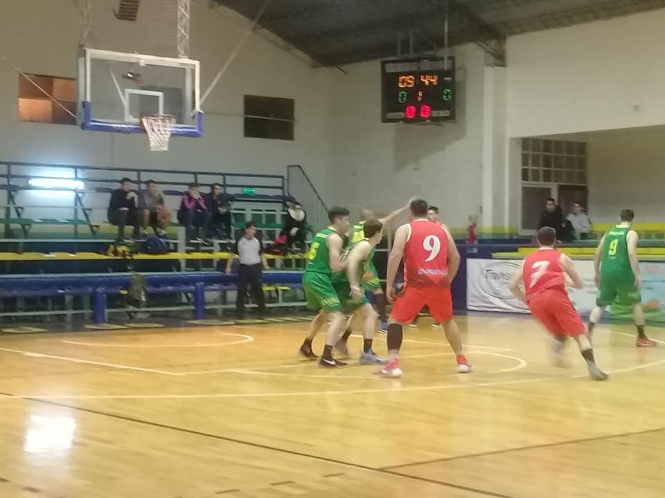 Club Ciudad de Campana perdió con Sportivo Pilar por 59 a 49