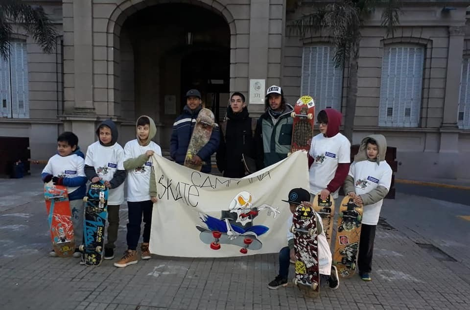 Juegos Bonaereses: alumno de la Escuela Municipal de Skate representará a Campana en Mar del Plata
