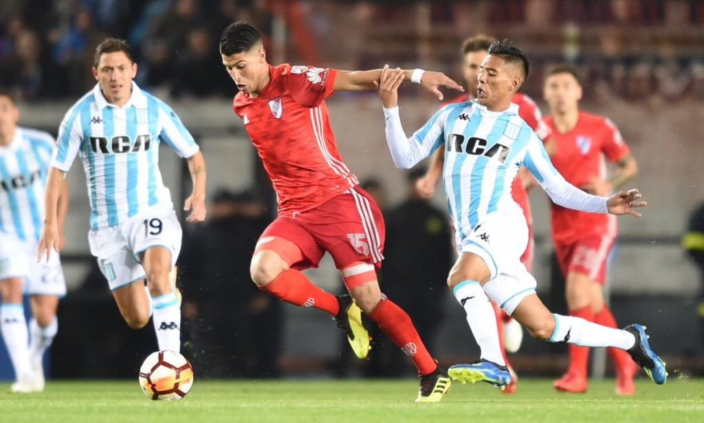 River Plate Contra Racing: River Plate Y Racing Club Empataron Sin Goles