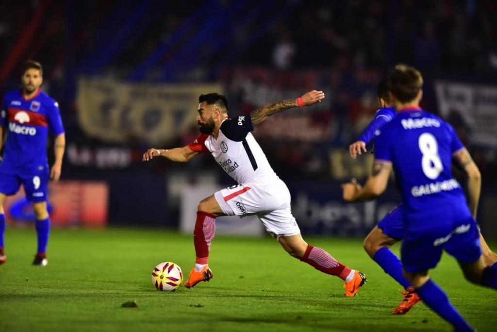 San Lorenzo empató con Tigre 2 a 2 en el arranque de la Superliga