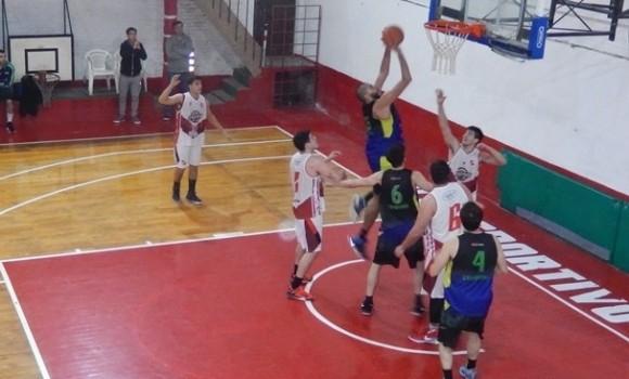 Ciudad venció a Sportivo en Pilar 69-63, empatò la serie y desempatarán en Campana