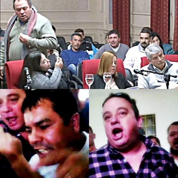 """""""Abella y Roses son responsables y deben poner freno a la patota de Cambiemos"""""""