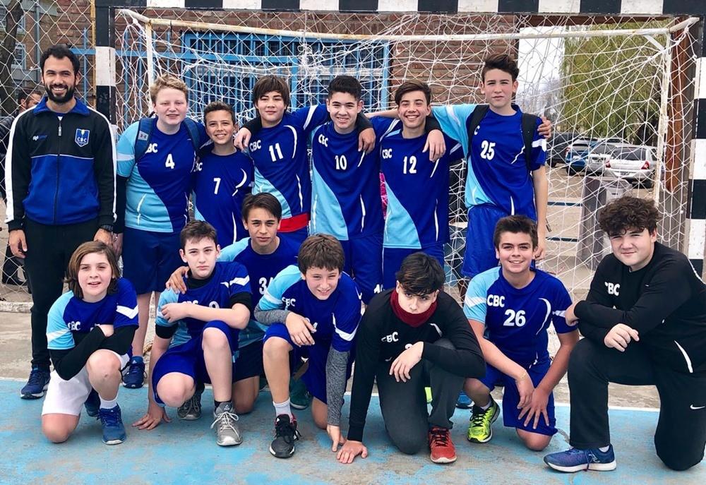 Nueva agenda deportiva del handball para los equipos del Campana Boat Club