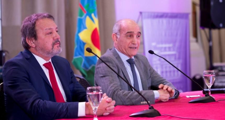 """En el Senado bonaerense Se realizó la Jornada """"Niñez y Adolescencia en el Ciberespacio"""""""