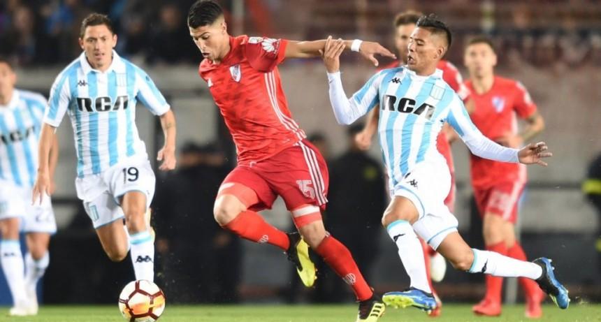 River Plate y Racing Club empataron sin goles