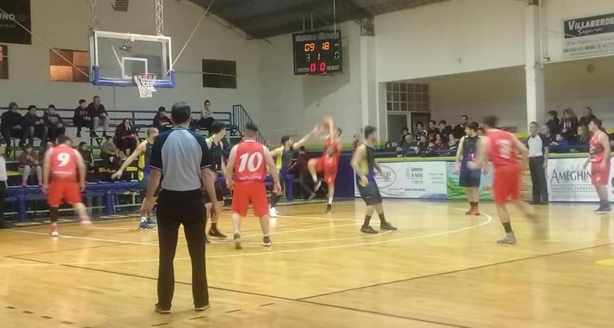 Club Ciudad de Campana venció a Sportivo Pilar por 71 a  65