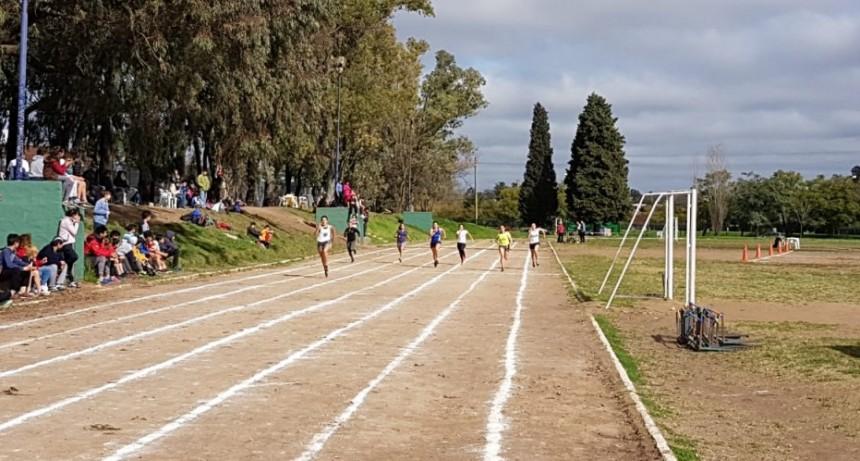 Campana fue sede de un torneo de Escuelas de Iniciación Deportiva