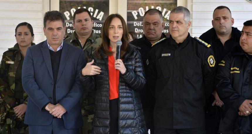 """VIDAL ANUNCIÓ IMPORTANTES AVANCES EN LA REFORMA INTEGRAL DE LA POLICÍA BONAERENSE """"PARA QUE LA GENTE ESTÉ MÁS SEGURA"""""""