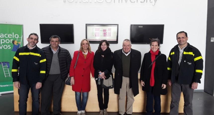 Se lanzó en Campana un programa provincial piloto  sobre economía circular