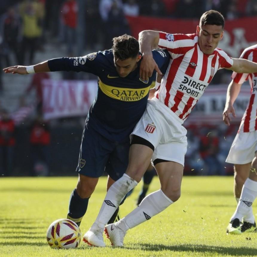 Boca Juniors cayó derrotado ante Estudiantes de La Plata por 2 a 0