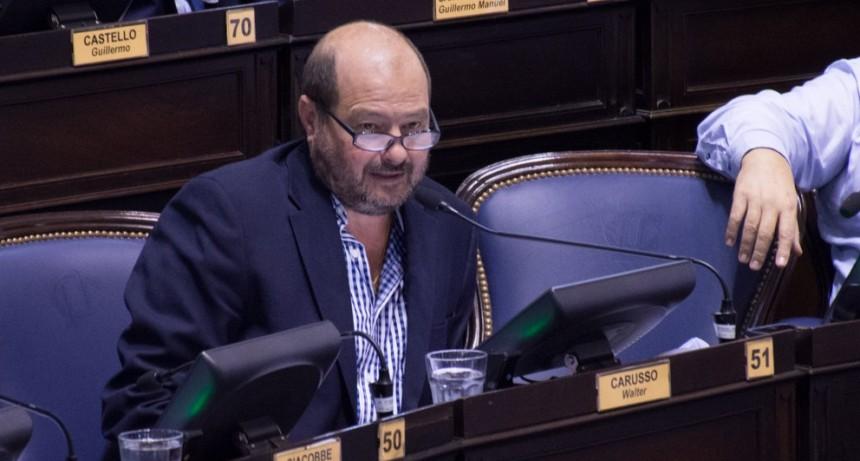 El Diputado Carusso propone eximir del gasto de renovación de tarjeta a los jubilados