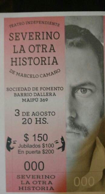 Teatro Independiente en la Sociedad de Fomento del Barrio Dallera con un fin comunitario