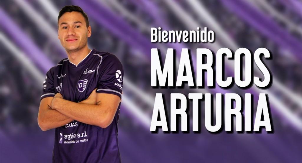 Presentamos a Marcos Arturia una de las nuevas caras de Villa Dálmine