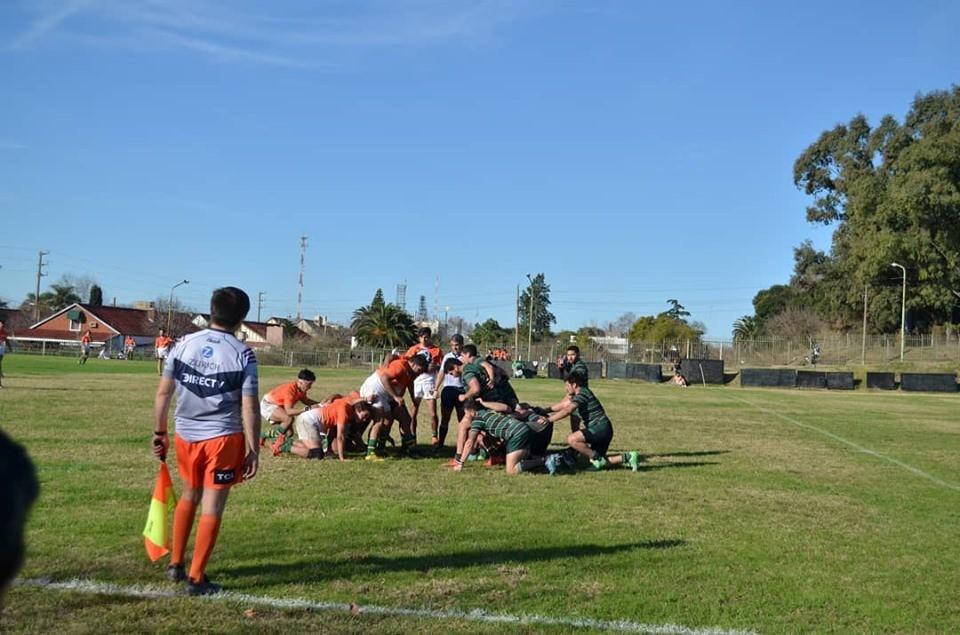 El Club Ciudad de Campana volvió a caer y quedó en la última posición de la 2da. División