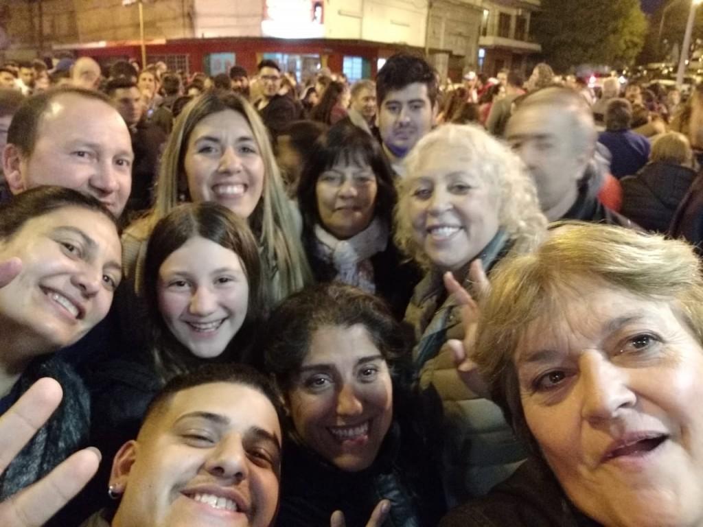 STELLA GIROLDI: ''ACHICAMOS NOTABLEMENTE LAS DISTANCIAS, Y EN OCTUBRE IREMOS POR LA VICTORIA''