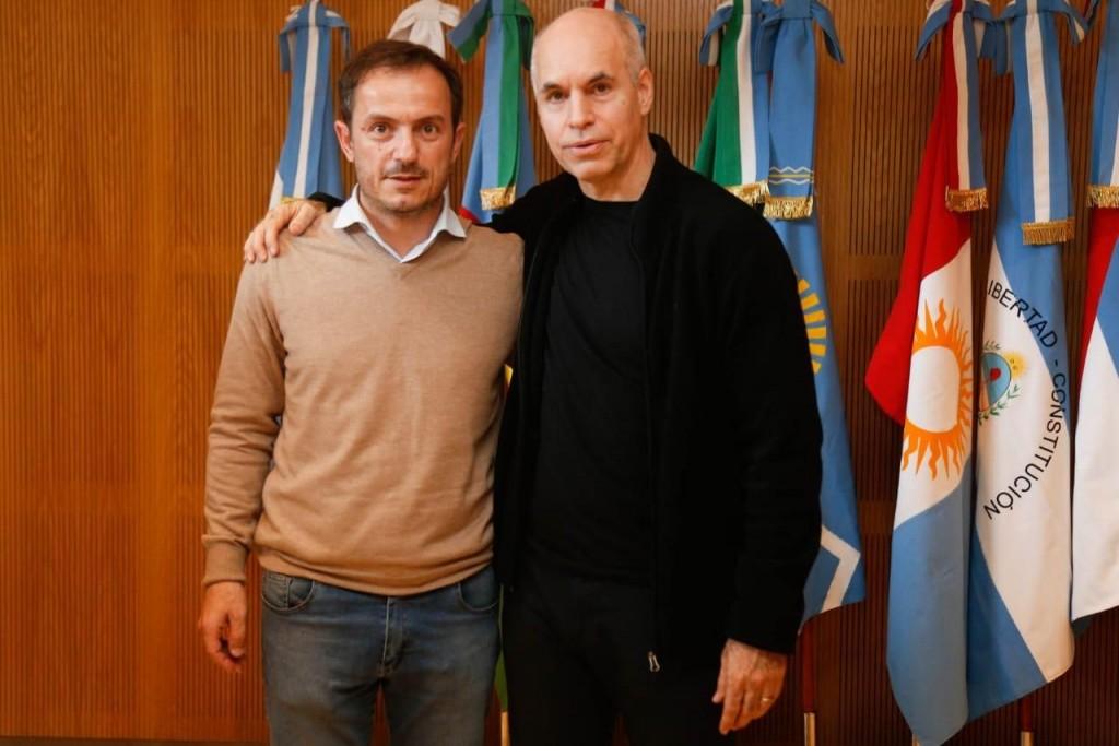 Campana y la Ciudad de Buenos Aires firmaron un convenio de colaboración