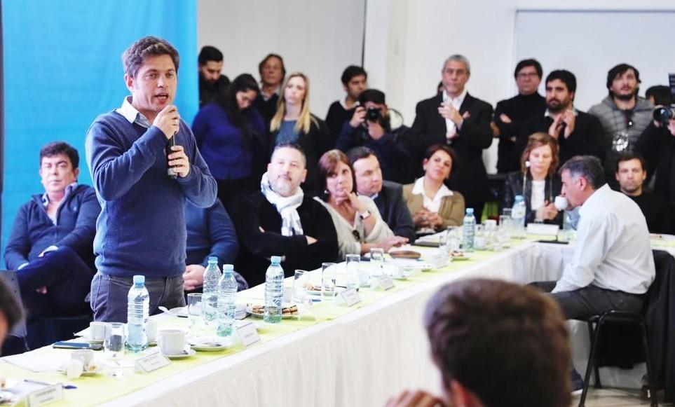 """Romano junto a Kicillof, y el desafío de integrar a Campana """"a la Provincia que se viene"""""""