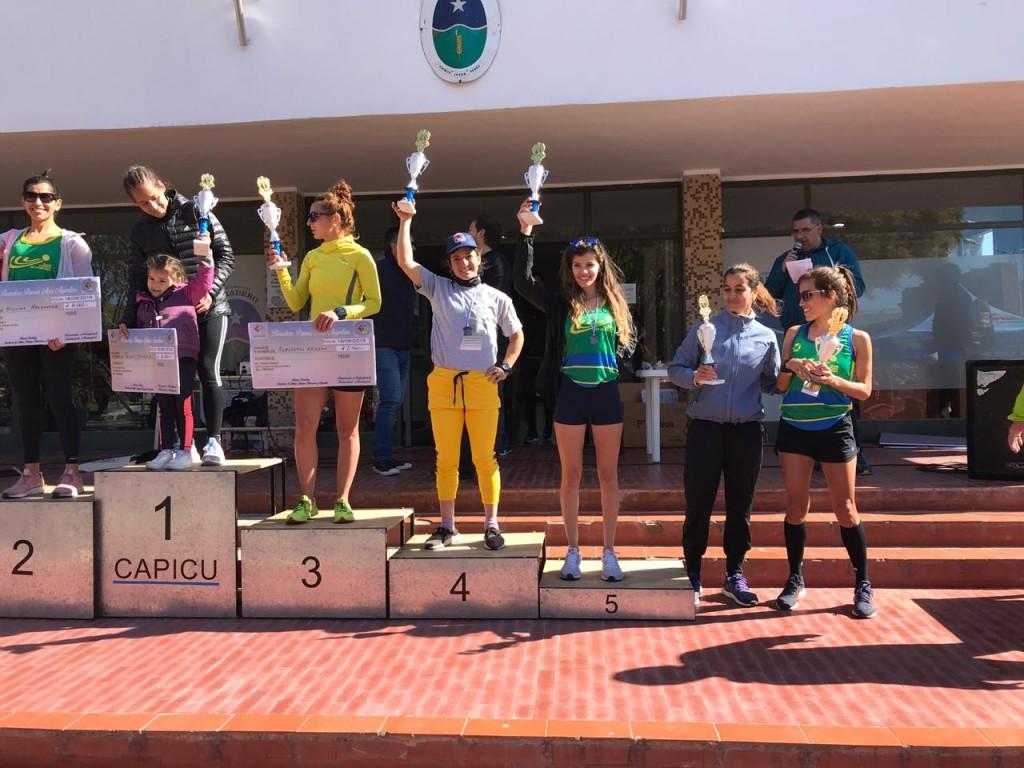 Gimnasia Artística – 4 gimnastas del Club participaron del Torneo Metropolitano Nivel B